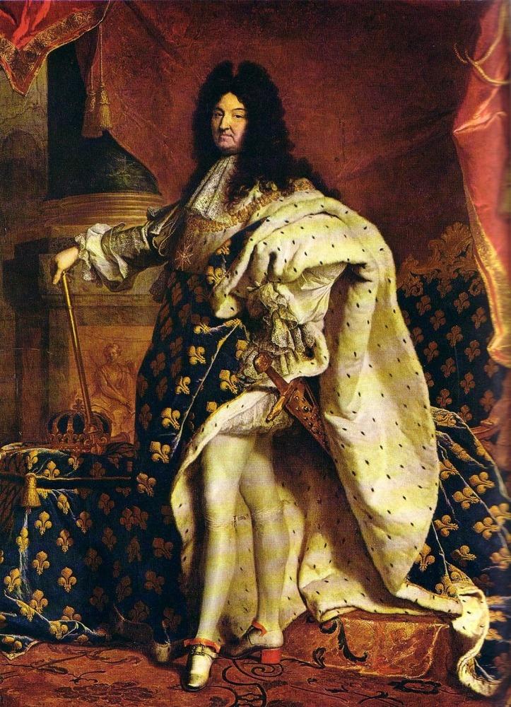 絶對王政ルイ十四世