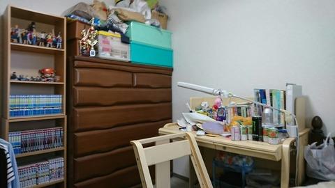 子供部屋、長男_180203_0001