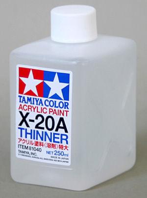 TAMIYA-X20A