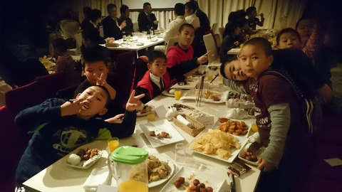 有朋柔道塾開設20周年記念&祝勝会_9630