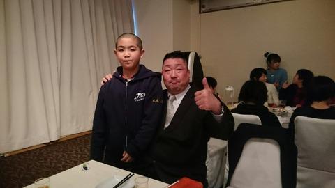 有朋柔道塾開設20周年記念&祝勝会_9874