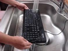 防水・防塵キーボード