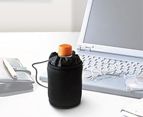 USBペットボトルウォーマー