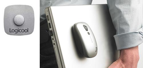 ロジクールV550 NanoノートPC用コードレス レーザー マウス