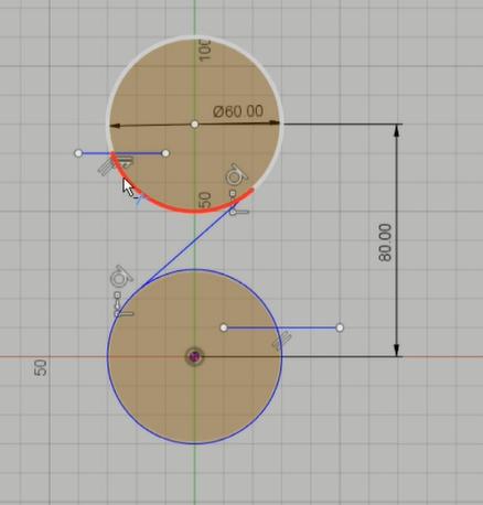 3_適当なところに横線を描き、トリムを行う0050
