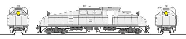 ブエノスアイレス・ミッドランド鉄道J形蒸気機関車