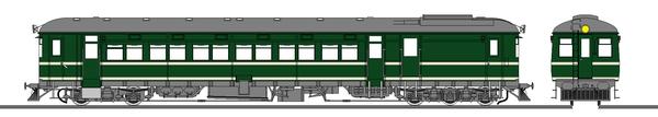 タスマニア州営鉄道SP形蒸気動車