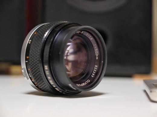 ZUIKO 50mm F1.4