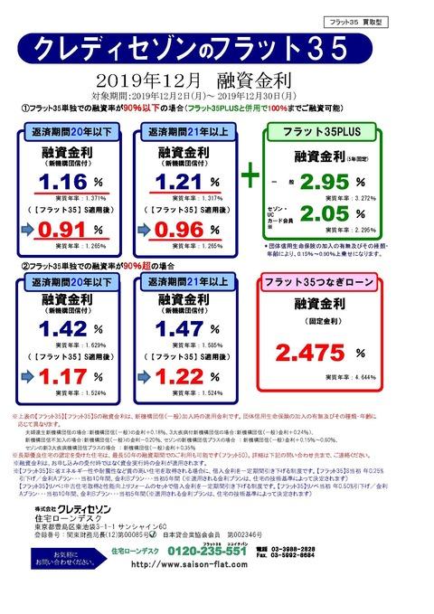 【買取型】2019年12月金利表_ページ_1