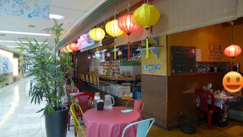 ベトナムキッチン銀座999@GINZA5地下(銀座五丁目) ミニバインセオがちょうどイイ!