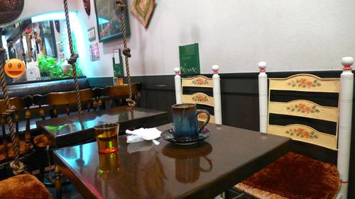 カフェハイチ@新宿サブナード(歌舞伎町一丁目) 新宿でカレーと云ったらここ