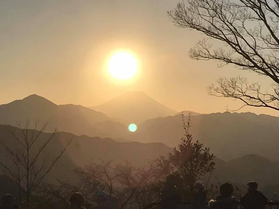 日の入り1