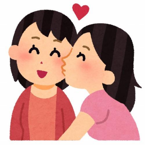 レズビアンカップルのブログを一年見続けてきたんやが