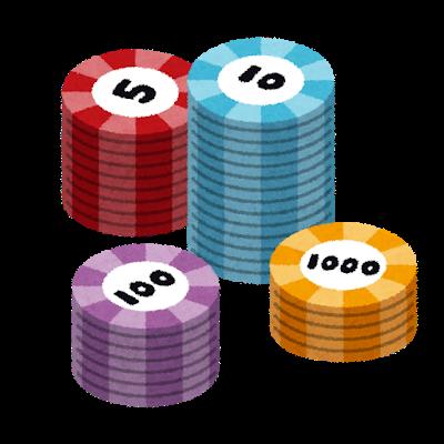 ワイ、オンラインカジノで4000円勝っただけで脳汁が出る