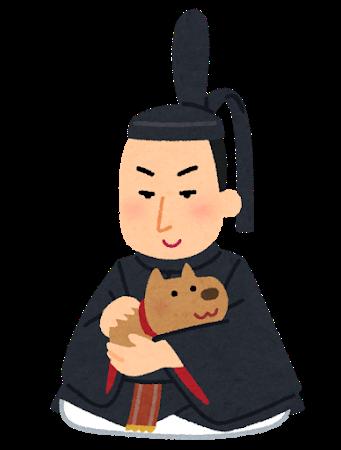 nigaoe_tokugawa_tsunayoshi