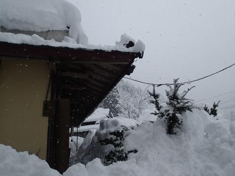 2017年2月の記録4 雪かき編