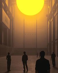 オラファー・エリアソン「影の光」