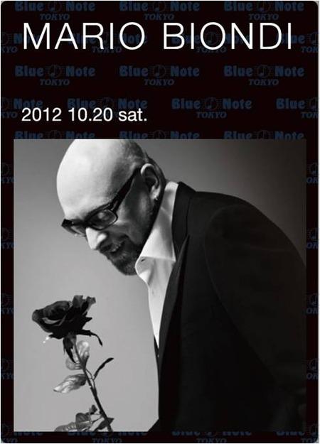 MarioBiondi-BlueNoteTokyo2012