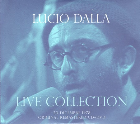 Lucio Dalla - Live Collection-20Dicembre 1978