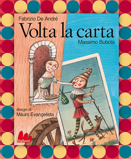Volta la carta (libro illustrato di Gallucci)