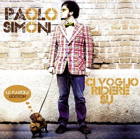 Paolo Simoni - voglio ridere su_LE PAROLE EDITION