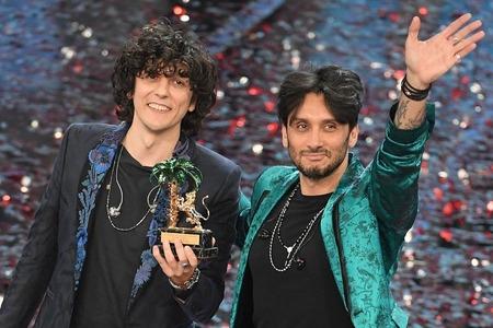 Ermal Meta Fabrizo Moro-vincitori