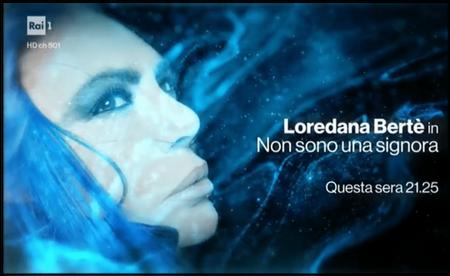 Loredana Berte  - TV-Non sono una signora (2021)