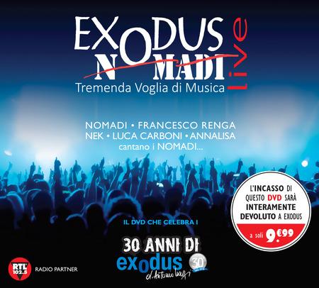 NOMADI - EXODUS