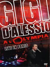 Gigi D'Alessio/Al'Olympia Live in Paris
