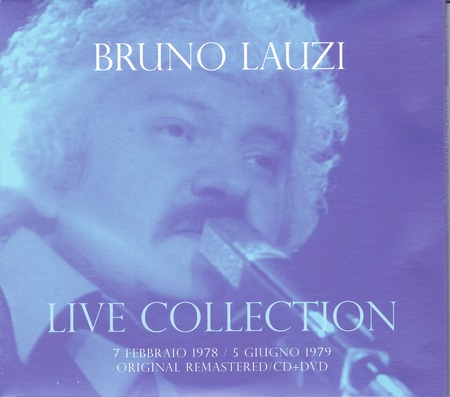 Bruno Lauzi - Live collection