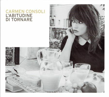 Carmen Consoli - L'abitudine di tornare