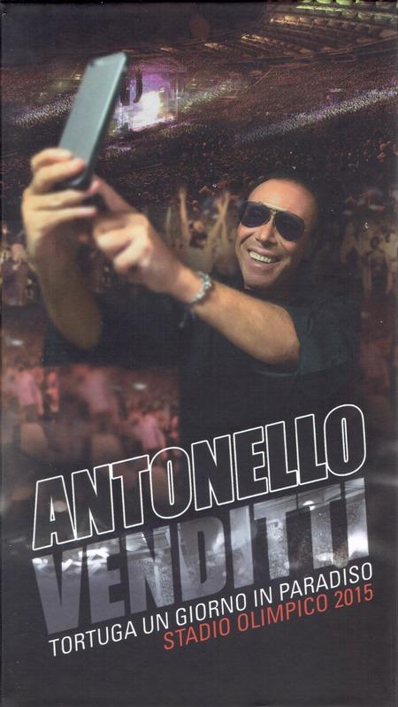 Antonello Venditti - Tortuga - Stadio Olimpico 2015