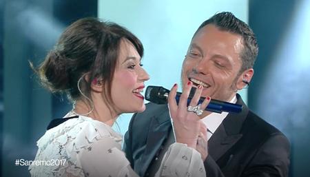 Tiziano Ferro e Carmen Consoli - SR2017-1a Ospiti