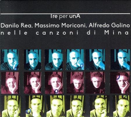 Danilo Rea, Massimo Morini, Alfredo Golino - Tre pe una(2019)