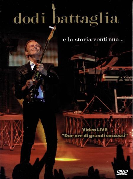 Dodi Battaglia - e la storia continua(DVD)
