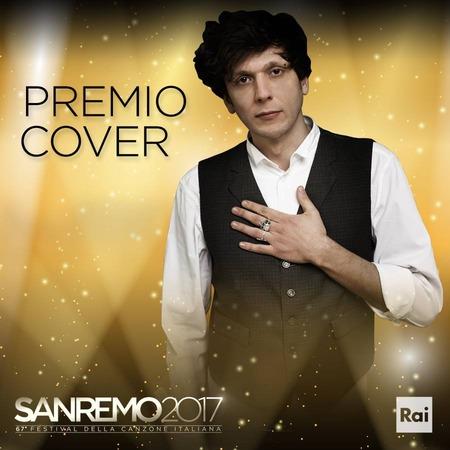 Ermal Meta - vince il Premio Cover con AmaraTerraMia_SR2017-3a