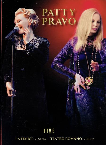 Patty Pravo - Live La Fenice - Teatro Romano