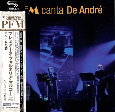 PFM - Canta De Andre'