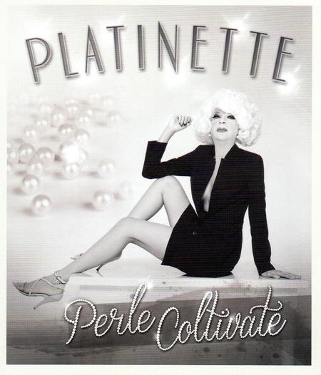 Platinette - Perle coltivate