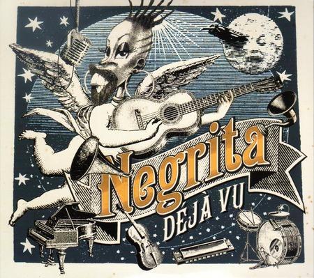 Negrita - Deja vu