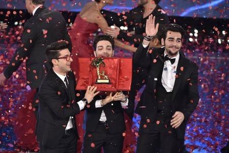 Il Volo vincitori