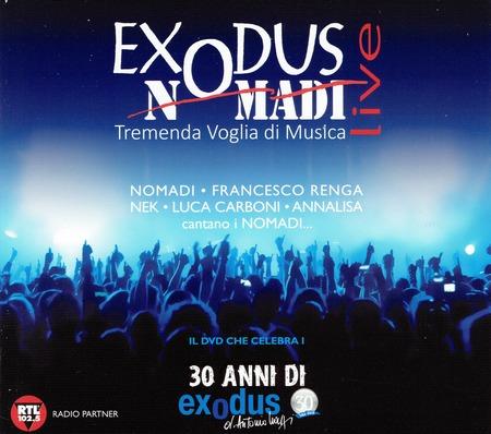 Nomadi - Exodus- live