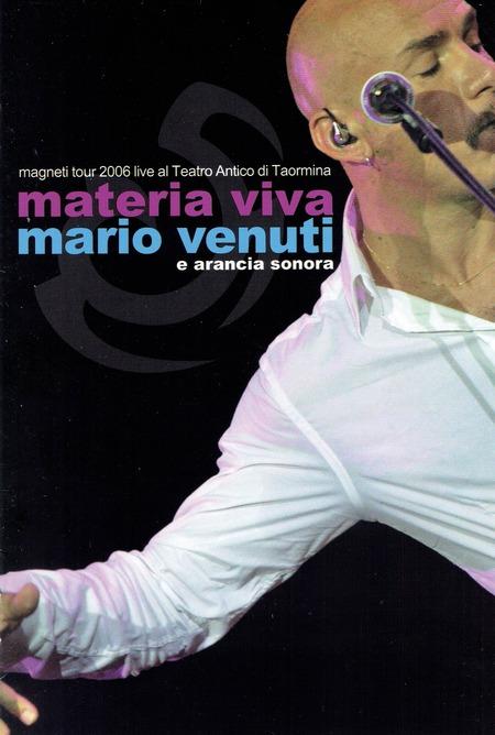 Mario Venuti - materia viva