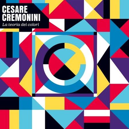 Cesare Cremonini-La teoria dei colori