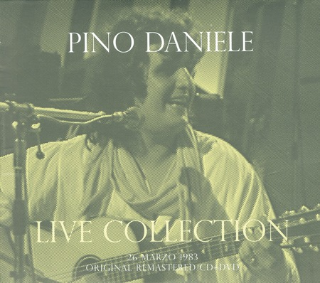Pino Daniele - Live Collection-26 Marzo 1983
