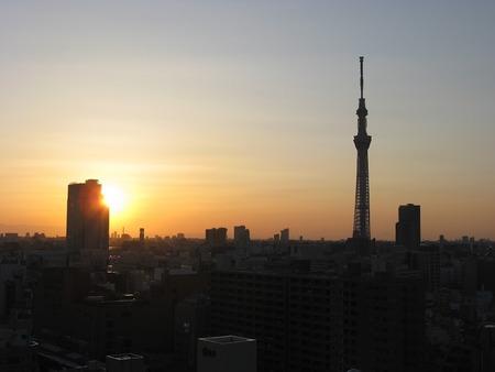 Tokyo Sky Tree 2012-05-12
