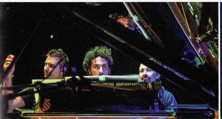 Bungaro - Maredentro live_pianoforte a sei mani