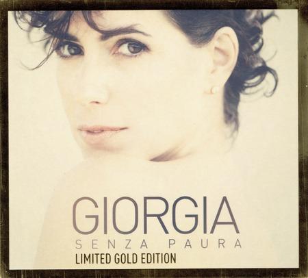 Giorgia - Senza paura Limited Gold Edition