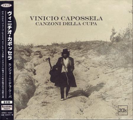 Vinicio Capossela - Canzoni della cupa(J_2017)