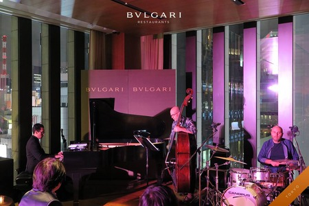 Claudio Filippini Trio - Bulgari2016